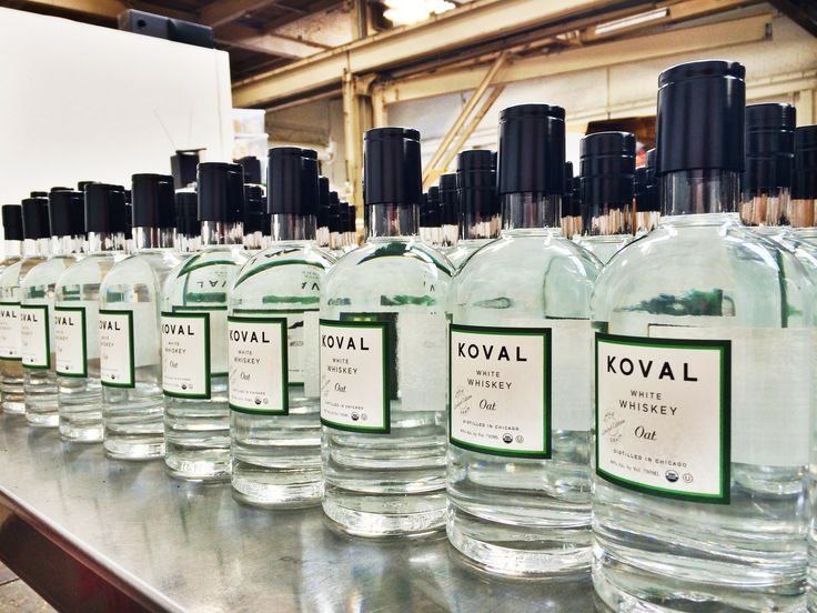 Koval Oat Old Fashioned