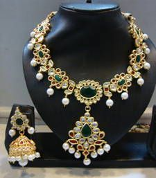 chaahat fashion jewellery - Design no. 8B.1949....Rs. 7500