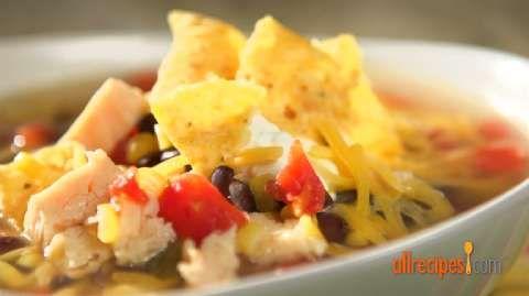 chicken recipes chicken soups chicken tortilla soup six cans chicken ...