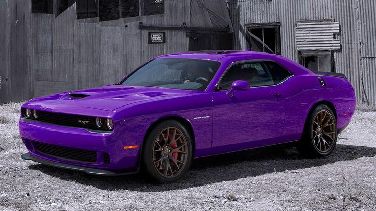 2016 SRT Hellcat Challenger