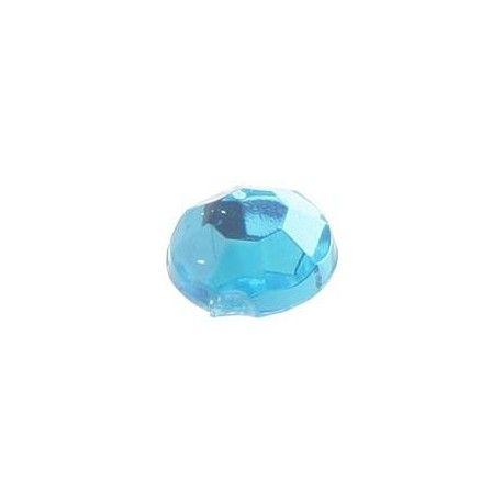 Strass autocollant turquoise décoratif 5 mm