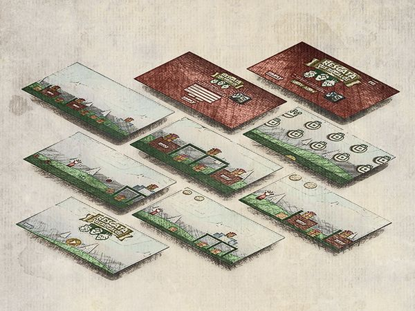 Browser Game for Simply Market™ Campaign by Fran Fernández, via Behance