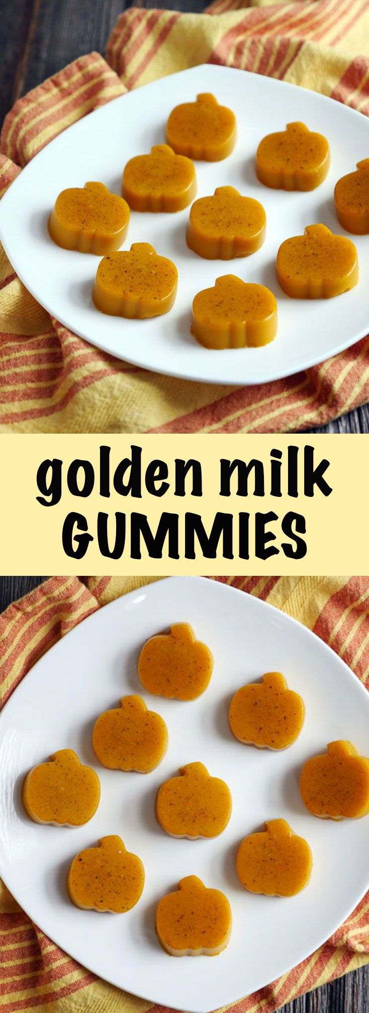 A great way to get your golden milk this flu season without having to drink loads of the stuff. Even my picky hubby likes these! Recipe on myheartbeets.com