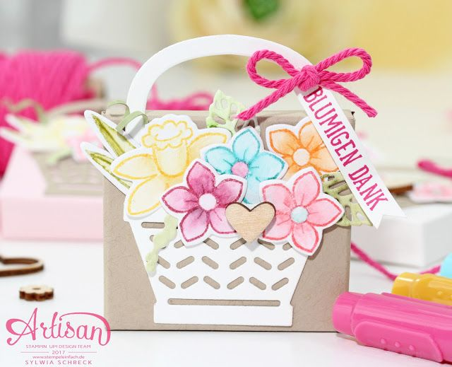 Small spring wrapping!