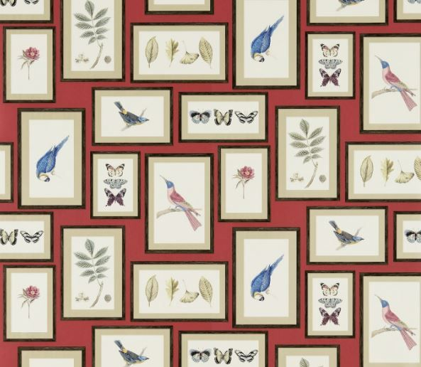Quirky Wallpaper - It's Only Unconventional Until You Put It Up