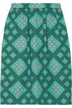 jonathan saunders. LOVE: Saunders Roselyn, Printed Skirts, Fashion, Cotton Blend Pencil, Jonathan Saunders, Roselyn Printed, Pencil Skirts