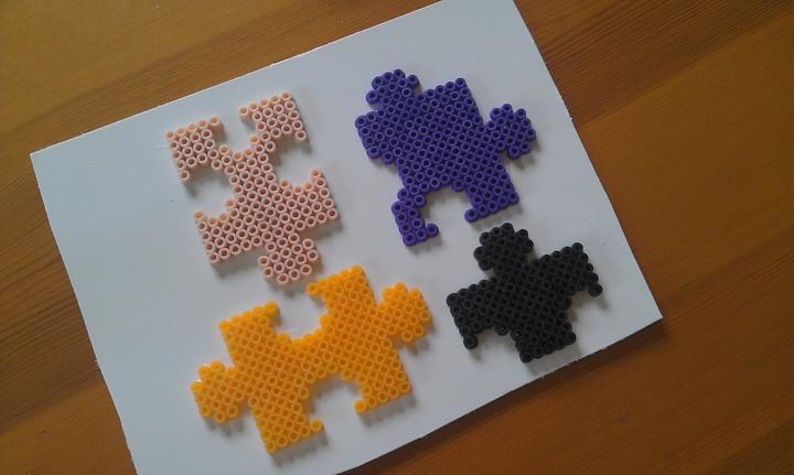 Perler Beads Crafts Pinterest
