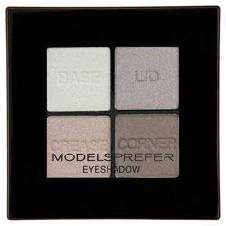 Buy Models Prefer Customised Eye Shadow Quad 4.2 g - Priceline Australia