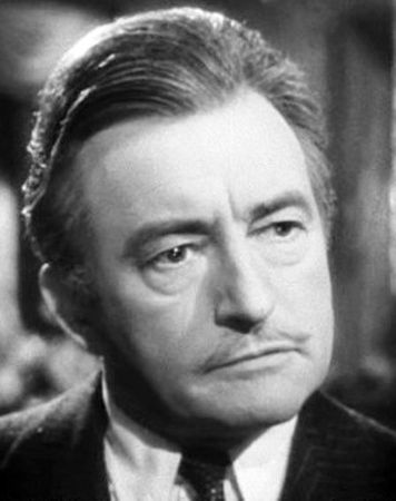 Claude Rains -- Some consider him the father of all Character Actors -- Casablanca, Mr. Smith Goes to Washington, Now, Voyager.