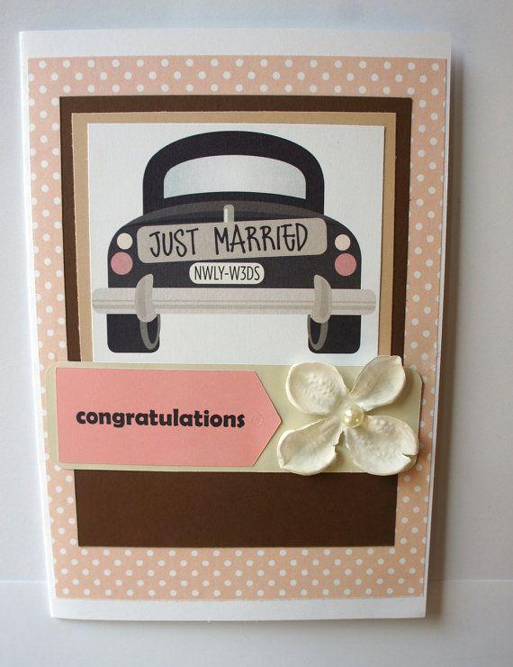 Best Wedding Congratulations Card Images On Pinterest Wedding