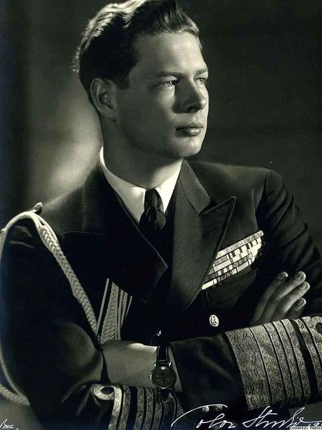 King Michael in 1947.