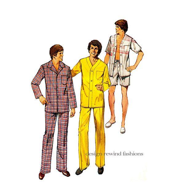 sewing pdf boys pajama shorts