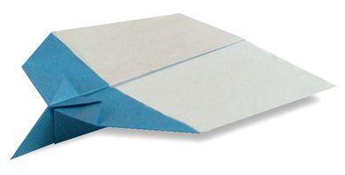origami Paper Plane 6
