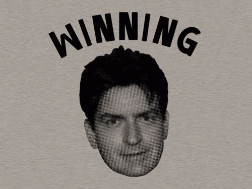 how can we forget... Got it Together: Charlie Sheen #urbanoutfitters