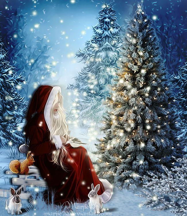 147 best Fantasy Art by Marjie images on Pinterest | Fantasy art ...