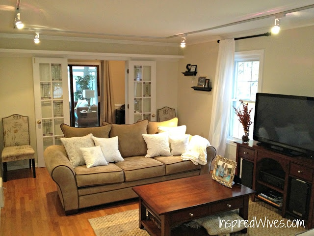 Neutral Living Room More Doable My Style Pinterest Home Ps And Living Rooms