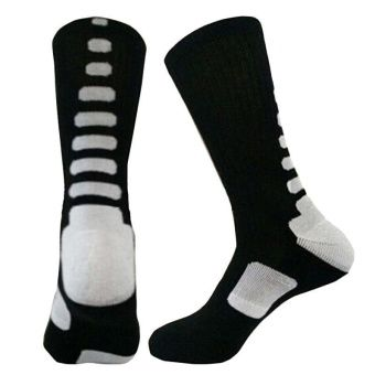 Buy LALANG Mens Sport Socks Professional Basketball Elite Socks Outdoor Sport Sock Black online at Lazada. Discount prices and promotional sale on all. Free Shipping.