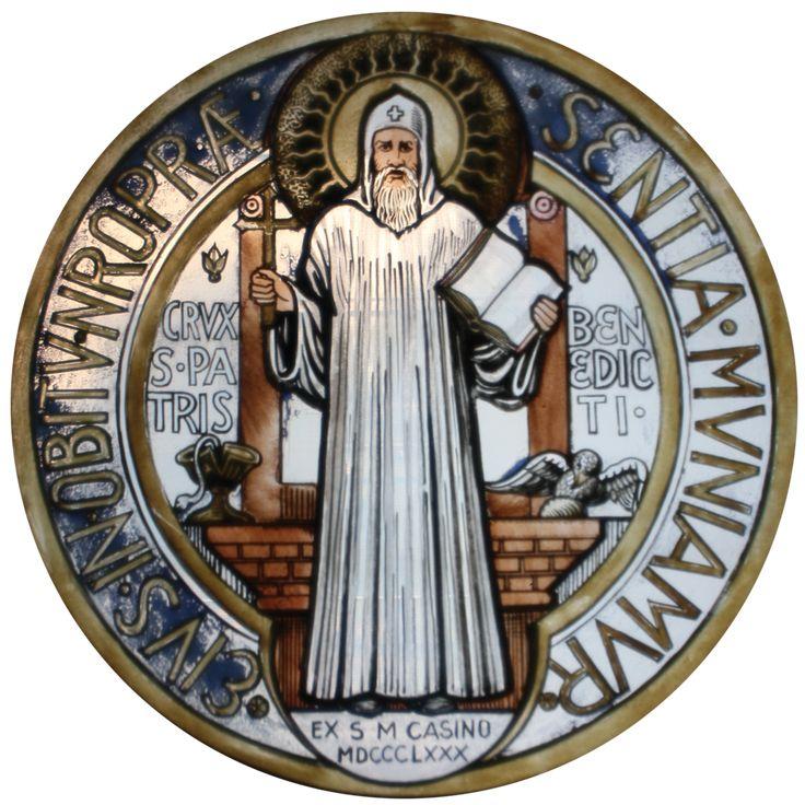 Prayers to St. Benedict of Nursia