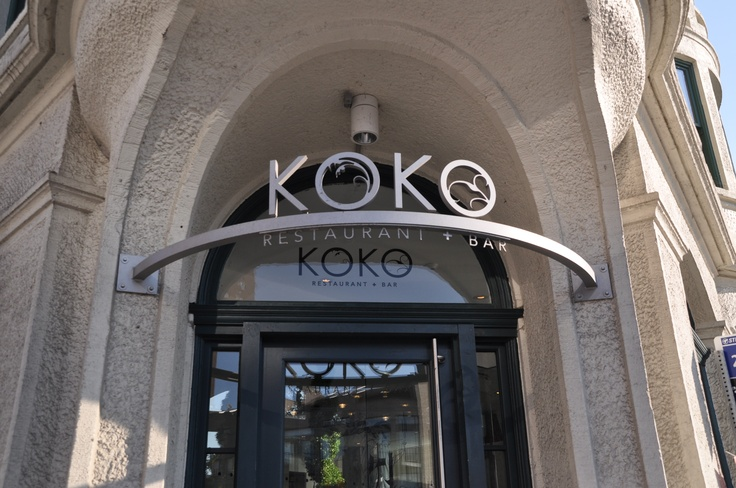 ENTERTAINMENT. Koko. Koko is listed as one of the Restaurants in Montreal, located in 1809 rue sainte-catherine, Montreal, QC, Canada.
