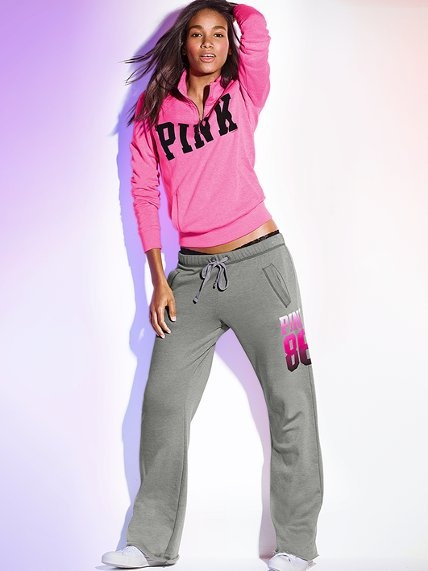 Victoriau0026#39;s Secret PINK Boyfriend Pant #VictoriasSecret http//www.victoriassecret.com/pink ...
