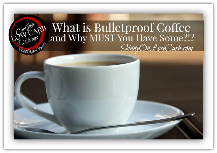 How to Make Bulletproof Coffee to Help You Lose Weight - SKINNY on LOW CARB