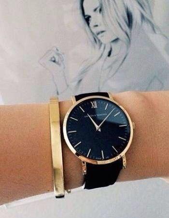 Je suis pas adepte des montres mais pour celle là je peux faire un exception! :-)
