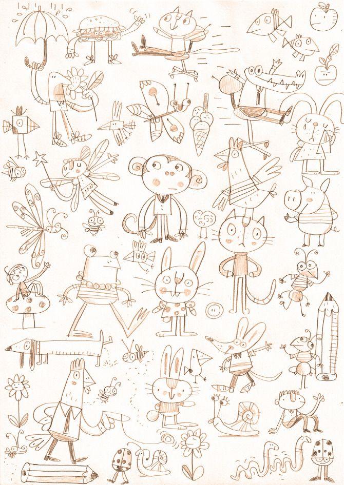 Character Design Genres : Best ilustración illustration images on pinterest