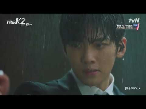 The K2 Ji Chang Wook Umbrella Scene ENG SUB