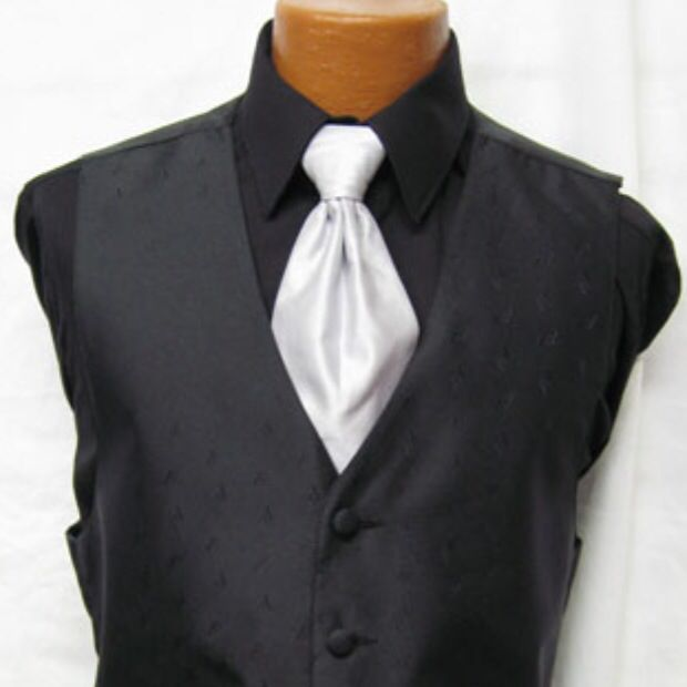 all black prom suits - photo #14