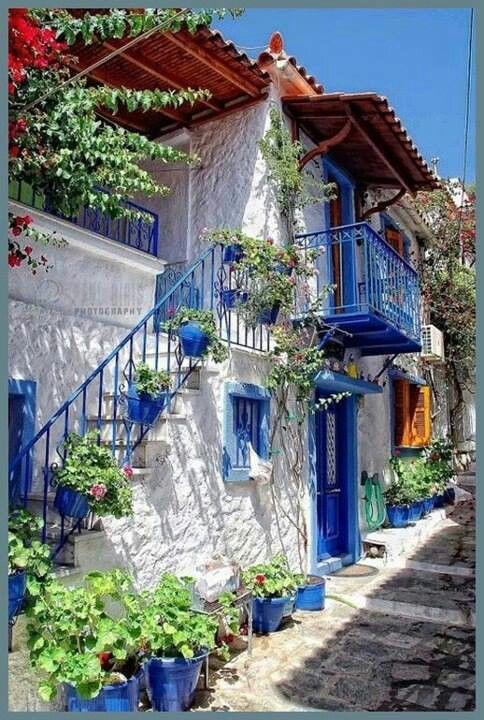 It's my beautiful village, La Provence #Provence #France #village
