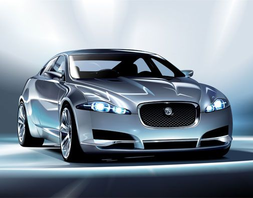 Gentil Jaguar C XF Vector Design
