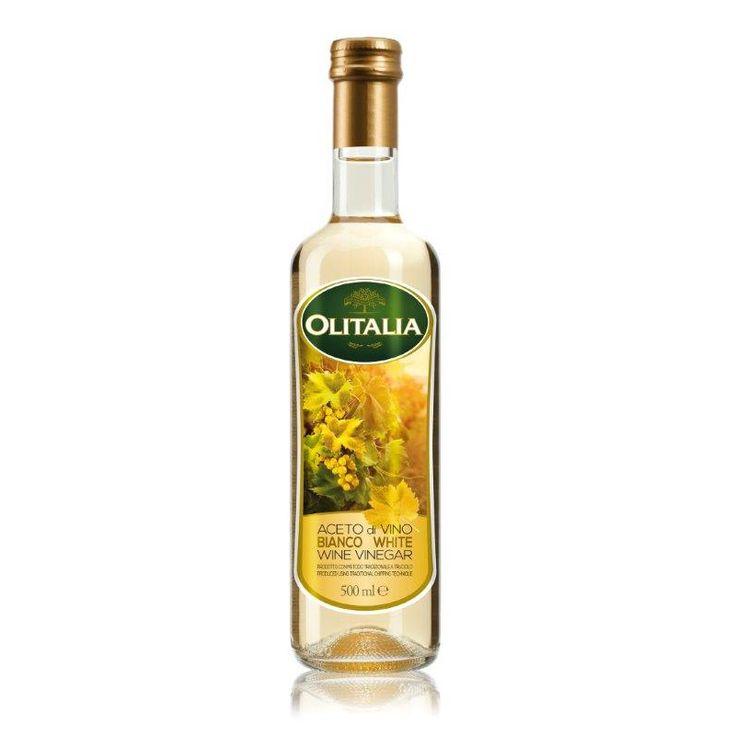 1) 2) 3) Aceto di vino bianco Olitalia
