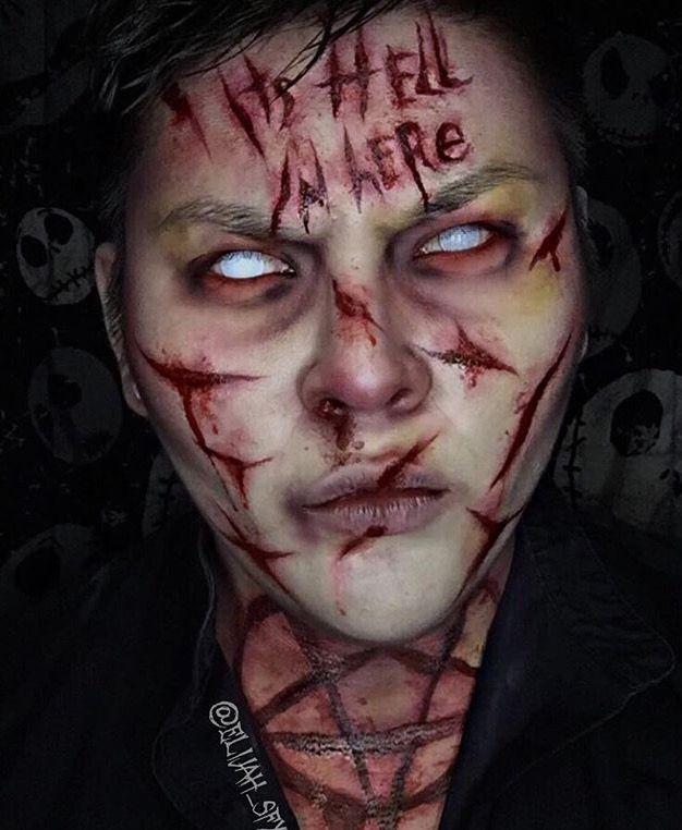 75 best FX Makeup images on Pinterest | Fx makeup, Halloween make ...