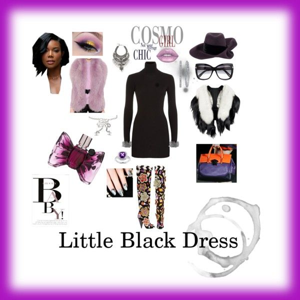LBD Contest by the-jewelry-trunk on Polyvore featuring Dolce&Gabbana, Tom Ford, DYLANLEX, DIVINA, Annello, David Yurman, Versace, Louis Vuitton, Chanel and Viktor & Rolf