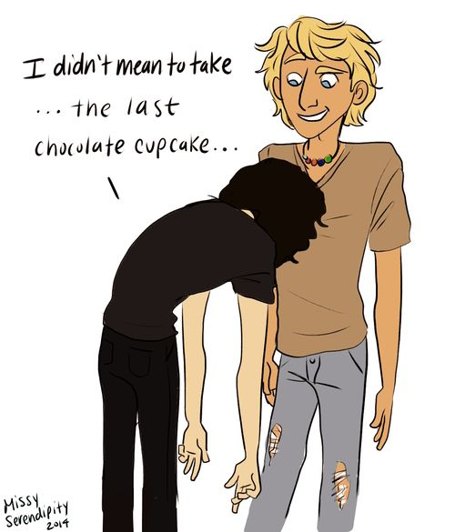 From CHB Wiki: ''Will can curse others to only speak in rhyming couplets that can take days or even weeks to wear off''. | art by missyserendipity
