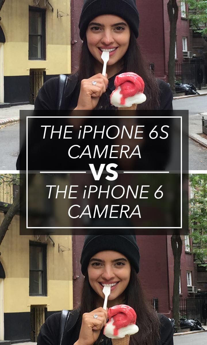 A side by side test of iPhone 6S vs. iPhone 6 photography