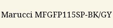 Marucci MFGFP115SP-BK/GY . http://homerun.co.business/product/marucci-mfgfp115sp-bk-gy/