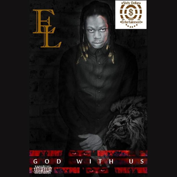 """Check out my new album """"God with Us"""" distributed by DistroKid and live on iTunes!"""