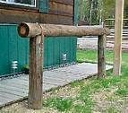 ... plans for different types of hitching posts that I can build myself