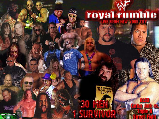 Royal Rumble 2000  Wrestling