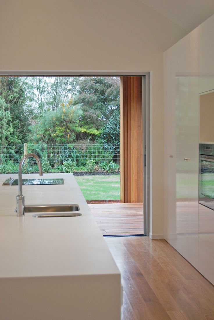 Koia Architects - Starter home, Cedar Clad Greytown New Zealand