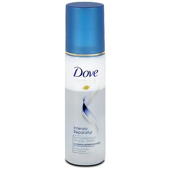 Dove Nutritive Solutions Intensiv Reparatur Pflege-Spray, Kur aus dem dm Online Shop.