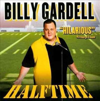 Billy Gardell - Billy Gardell: Halftime