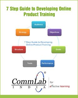 Ebook on Developing Online Product Training