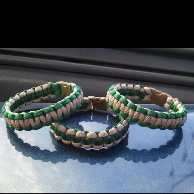 Heart a Soldier - Survival Bracelets