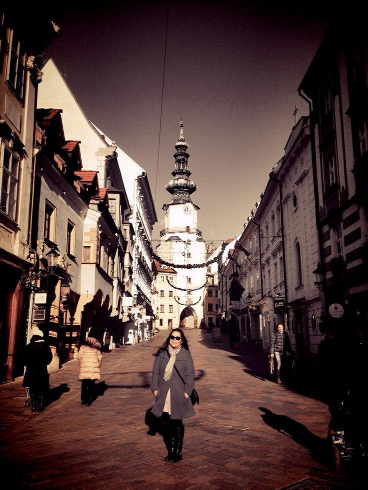 Old Town, Bratislava - Slovakia