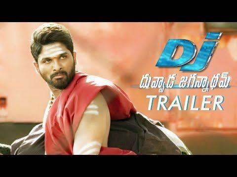 "'Duvvada Jagannadham' (2017) Trailer Download | Allu Arjun    Watch/Download ""Duvvada Jagannadham"" (DJ) Theatrical Trail..."