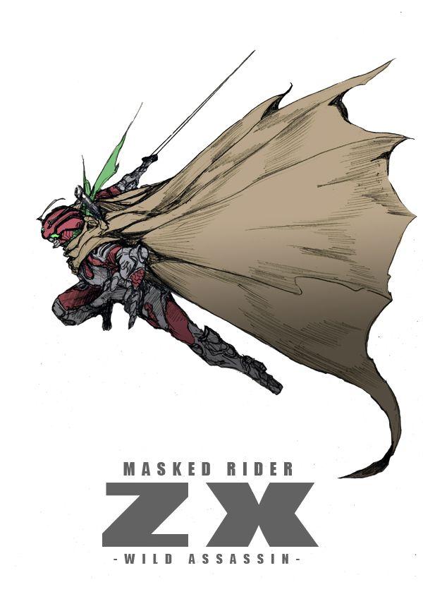 仮面ライダーZX WILD ASSASSIN