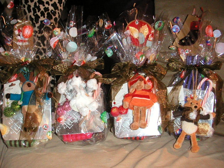 Christmas Party Ideas For Small Business Part - 34: Party Favors For Adult Female Client Christmas Party.