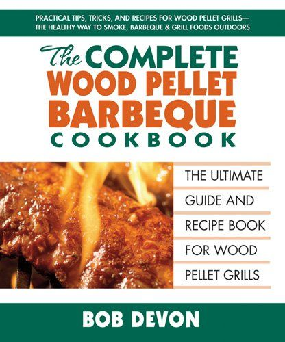 Mouthwatering, tender, and scrumptious that s what you can expect from food that s prepared on a wood-pellet grill. This complete guide and cookbook provides all the information you need to create taste-tempting meals on this unique and amazingly versatile outdoor cooker. $9.72